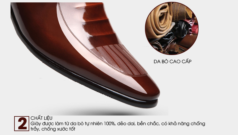 Giày Nam Da Bò Sang Trọng Thiết Kế Độc Đáo ET0763 (17)