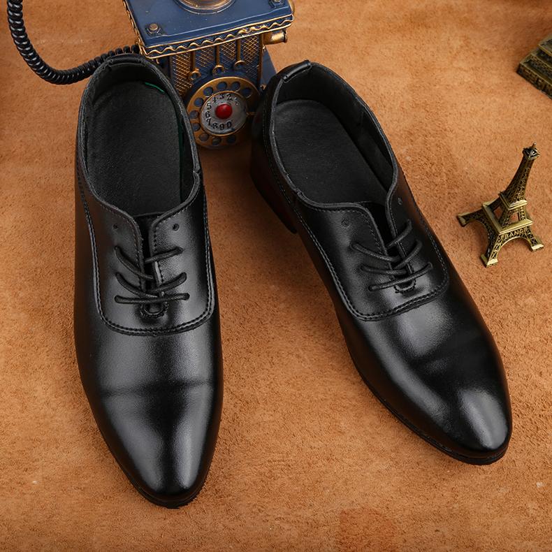 Giày Nam Da Bò Cao Cấp Kiểu Dáng Sang Trọng ET8105 (1)