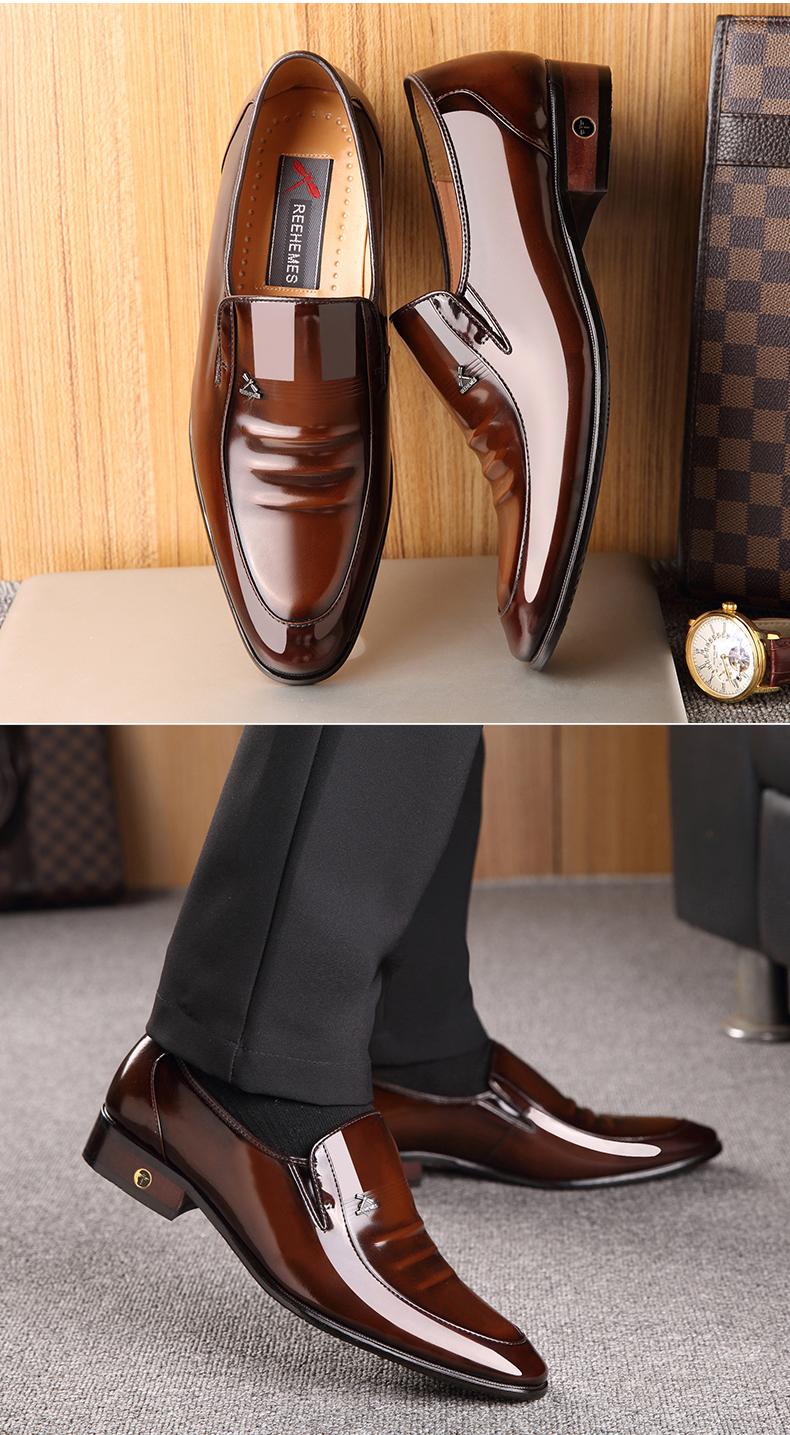 Giày Nam Da Bò Kiểu Dáng Sang Trọng Và Đẳng Cấp ET2233 (3)