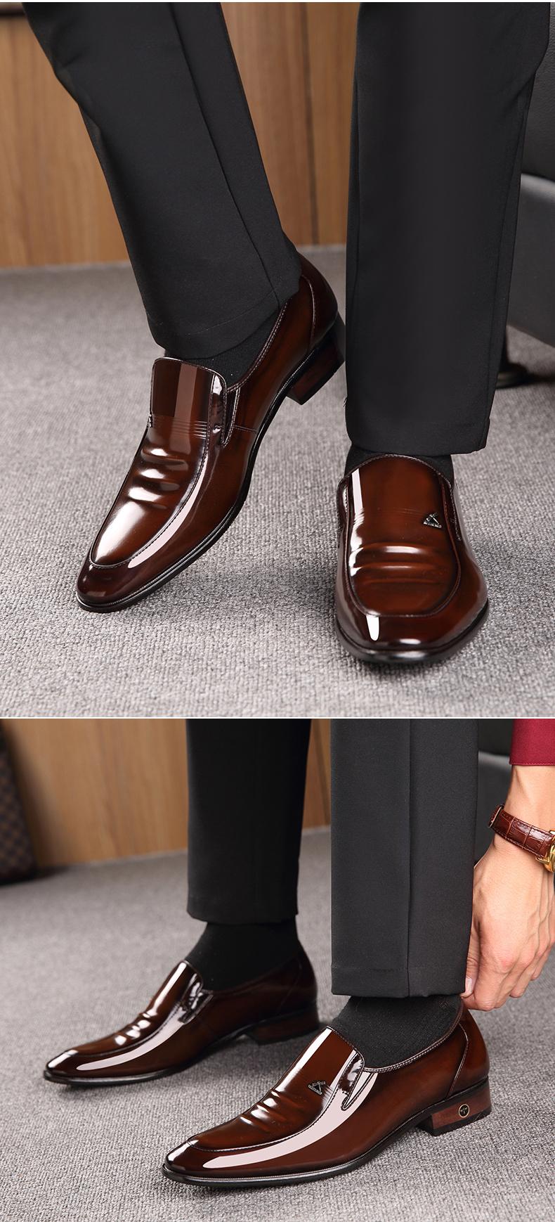 Giày Nam Da Bò Kiểu Dáng Sang Trọng Và Đẳng Cấp ET2233 (7)