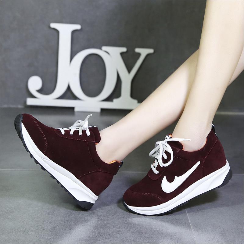 Giày NikeThể Thao Nữ Phong Cách Hàn Quốc ET6232 (1)